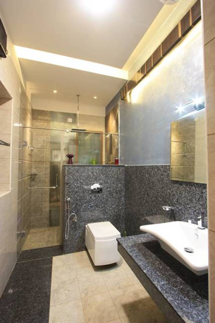 Bathroom Modern bathroom by Ansari Architects Modern