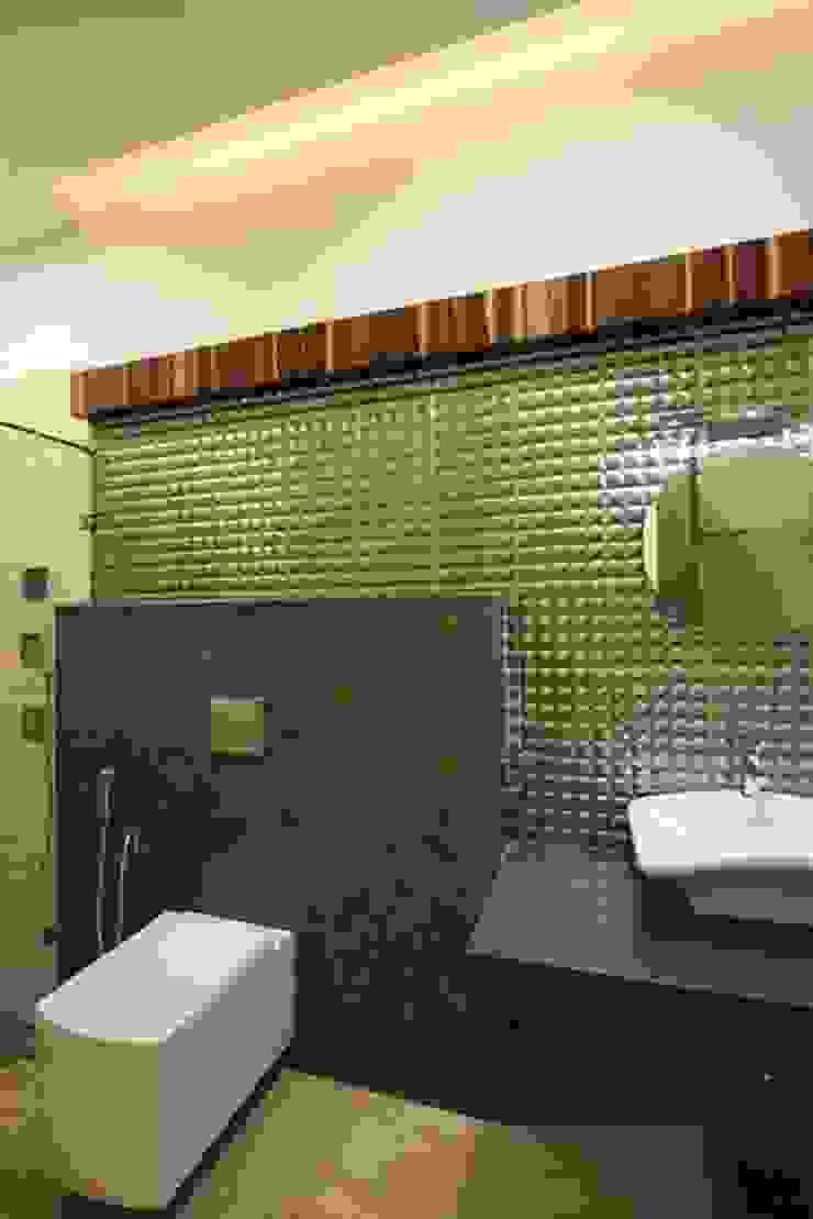 Bathroom Modern style bedroom by Ansari Architects Modern