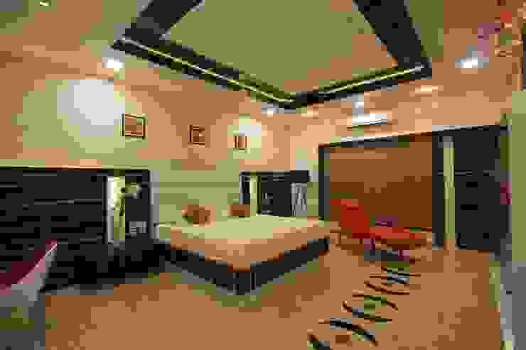 Habitaciones modernas de Ansari Architects Moderno
