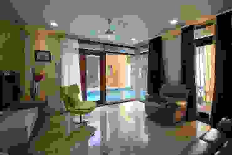 Water body Modern pool by Ansari Architects Modern
