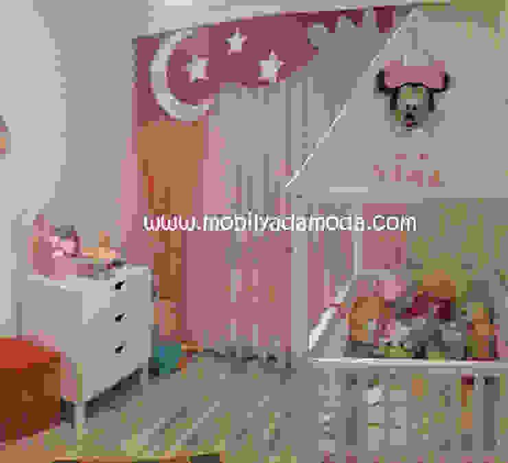 Montessori Bebek Odası, Vera'nın Odası Modern Çocuk Odası MOBİLYADA MODA Modern Ahşap Ahşap rengi