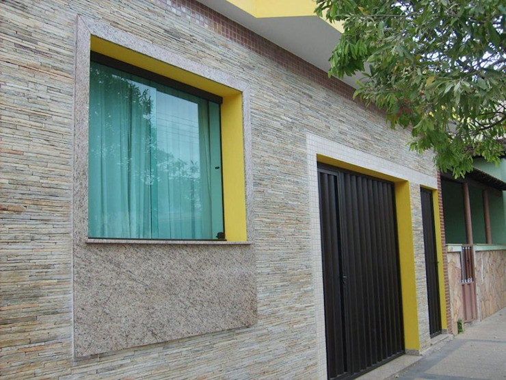 Jrmunch Arquitetura:  tarz Evler,