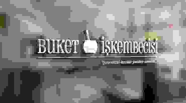 Restaurant Logo Tasarımı KORAY KIŞLALI