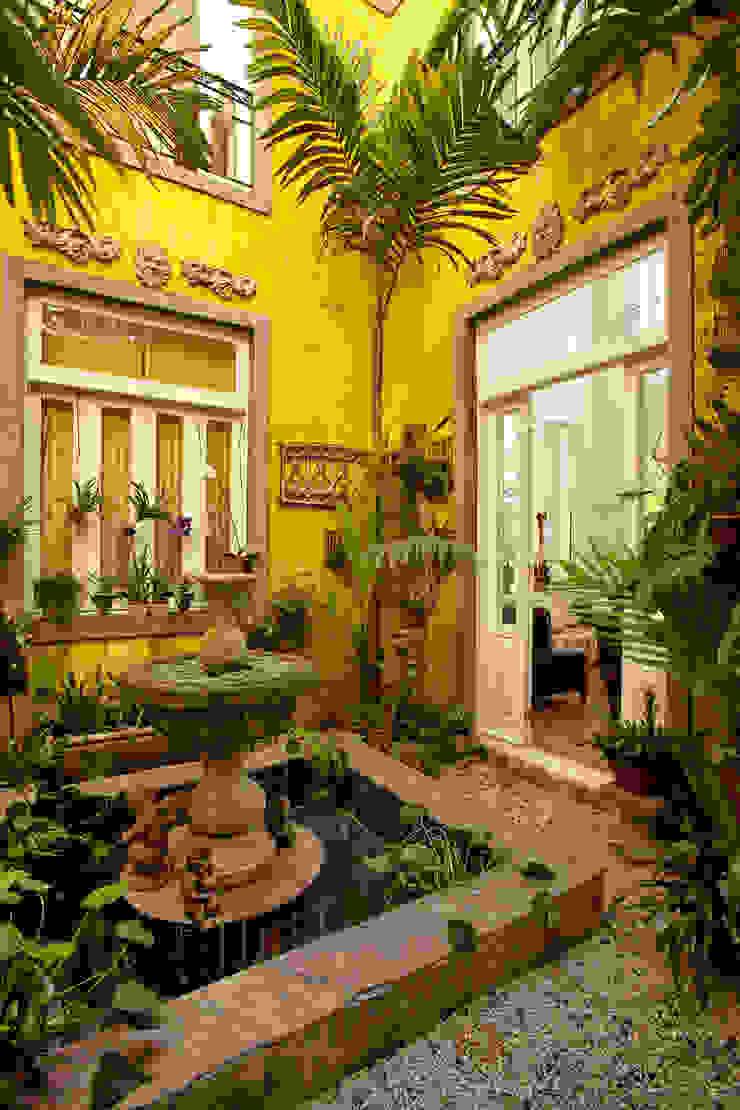 Jardin d'hiver colonial par Marcelo Bicudo Arquitetura Colonial