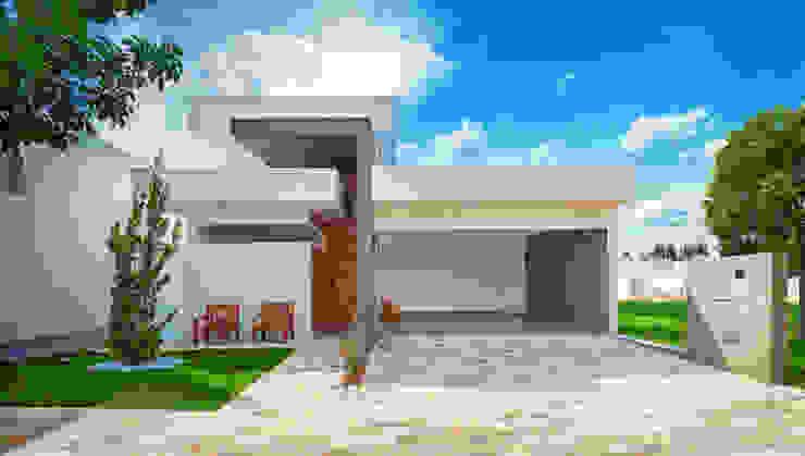 Casas modernas de ADRIANA MELLO ARQUITETURA Moderno