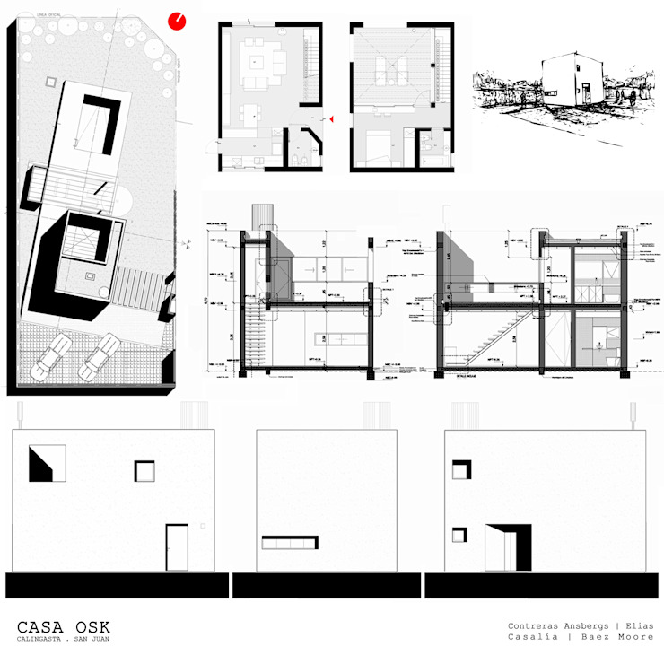 Houses by EN arquitectura