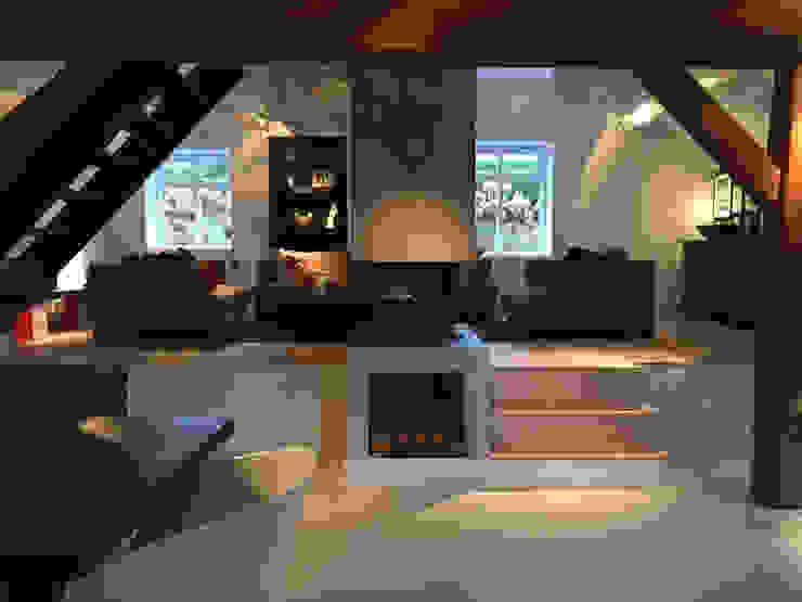 Het Dijkhuis Eclectische woonkamers van Grego Design Studio Eclectisch
