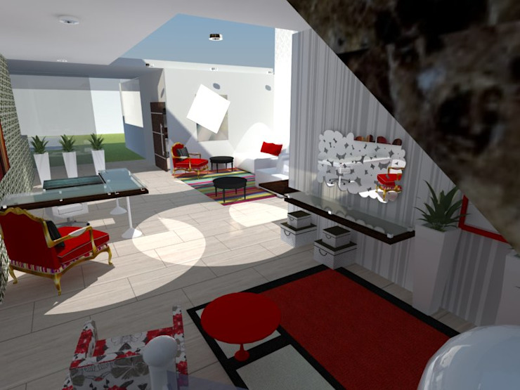 Oficina diseño de AnnitaBunita.com