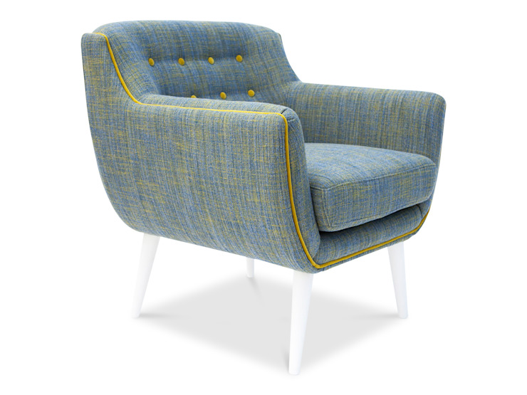 MELT BLUE Armchair MUMINT Living roomSofas & armchairs