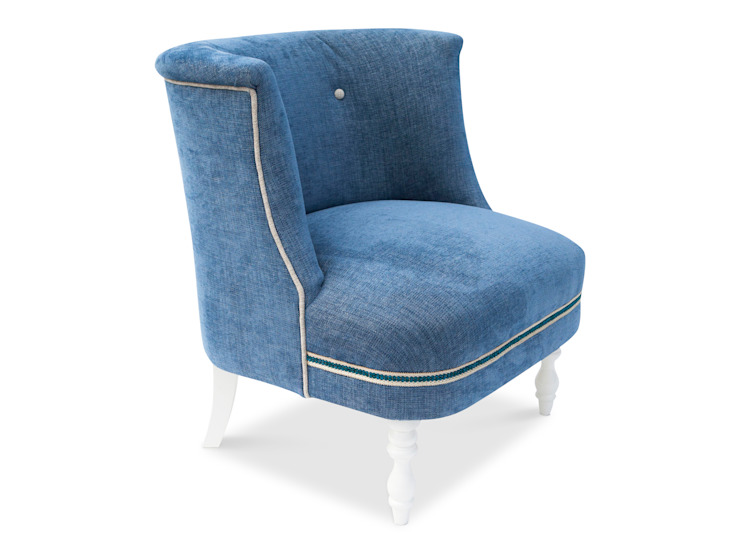 OPORTO BLUE Armchair MUMINT Living roomSofas & armchairs