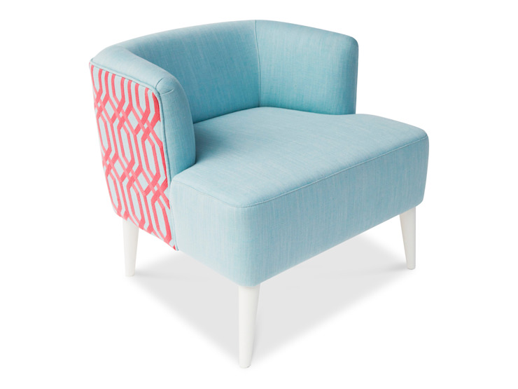 STUNNING BLUE Armchair MUMINT Living roomSofas & armchairs
