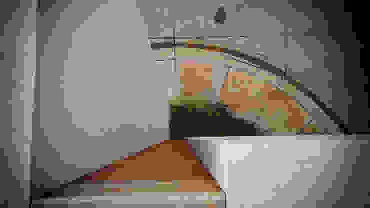BAG arquitectura Modern Garden Wood Green