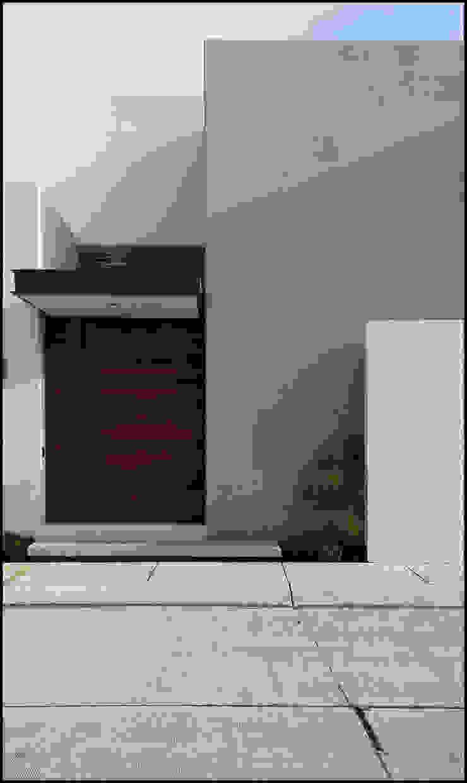BAG arquitectura Modern Windows and Doors Wood Brown