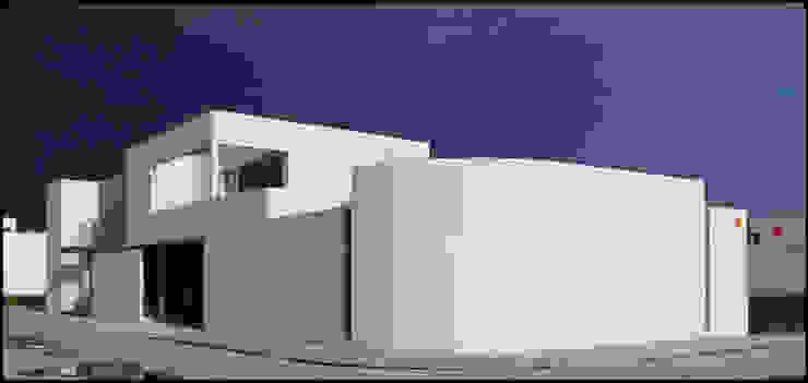C_LUZ Casas modernas de BAG arquitectura Moderno Ladrillos
