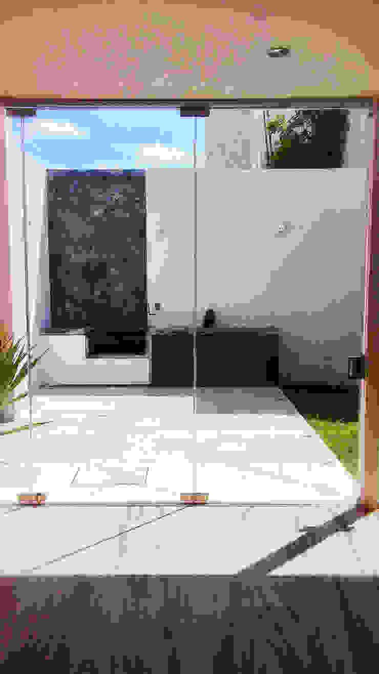 BAG arquitectura Modern Garden Concrete Grey