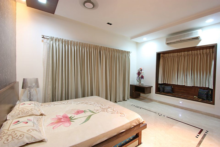 Bedroom by Ansari Architects, Modern