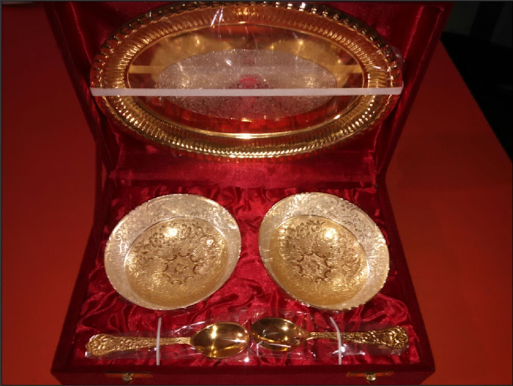 Bowl Tray Set: asian  by Alyth Creations,Asian
