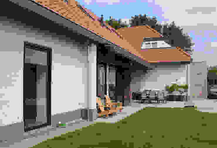 ID-Architectuur Modern Terrace