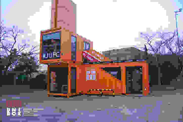 제주 SK UNITED FC 멀티샵 根據 (주)감동C&D 유니박스 現代風