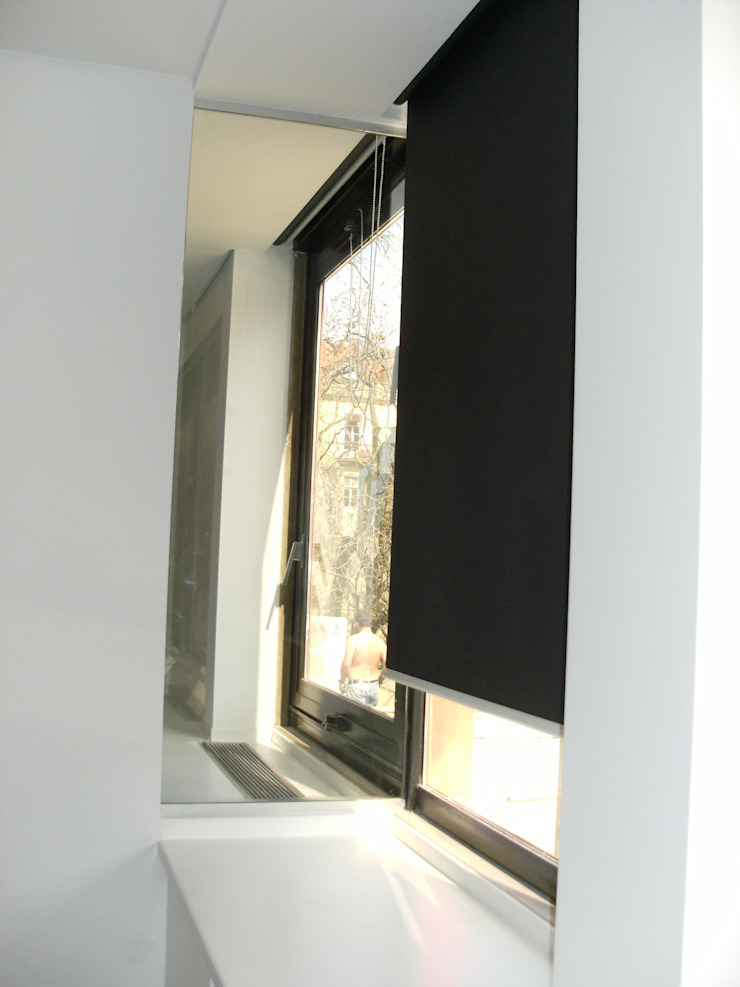 Ganbinete por IA Arquitectura&Interiores Moderno