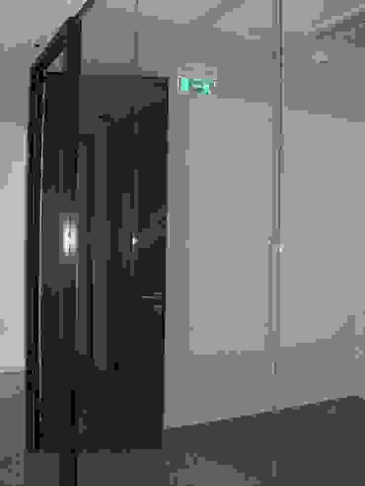 Corredor por IA Arquitectura&Interiores Moderno