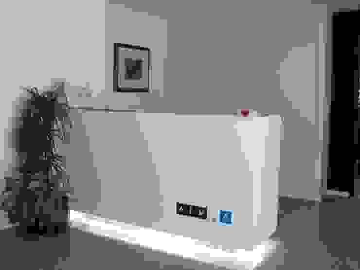 Balcão por IA Arquitectura&Interiores Moderno