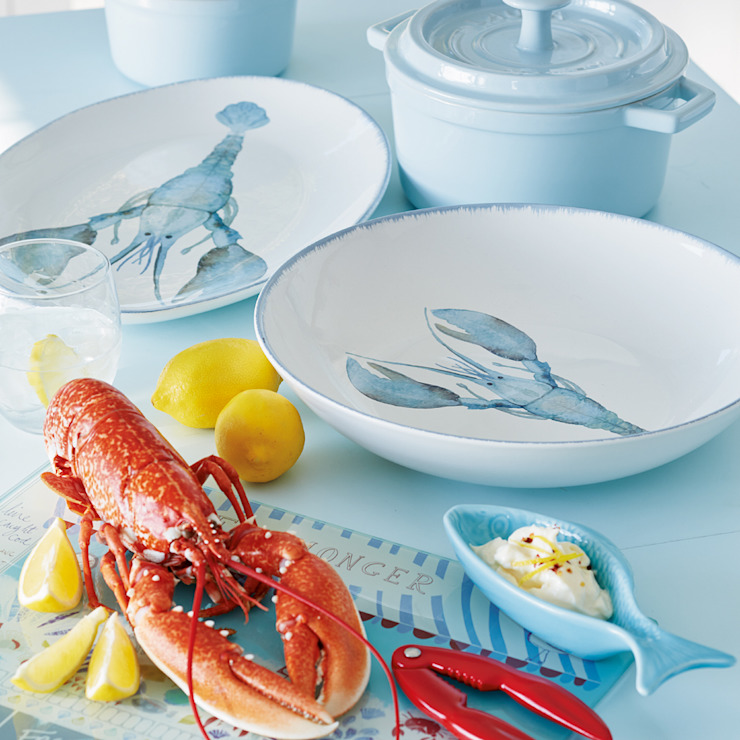 Laura Ashley Decoración KitchenCutlery, crockery & glassware Blue