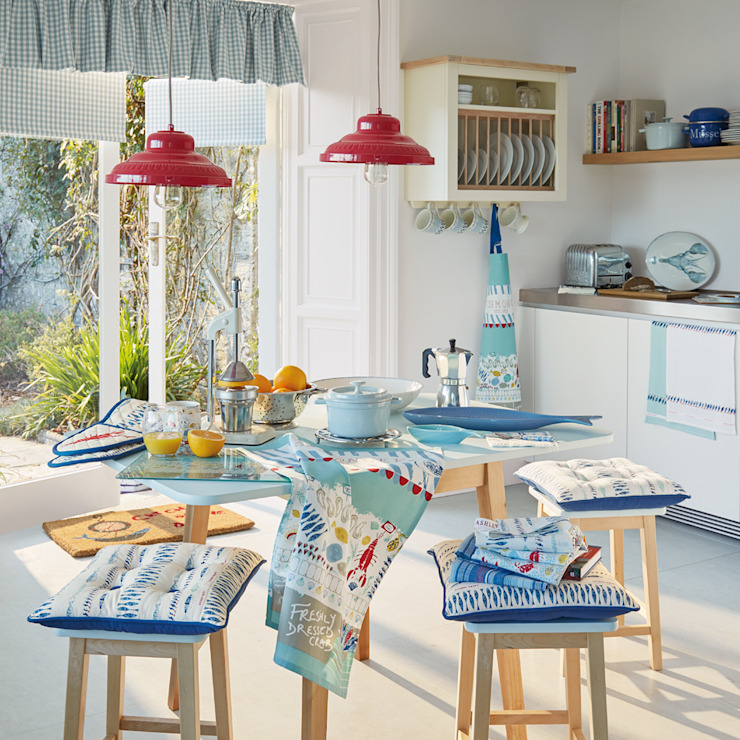 Cocinas de estilo  por Laura Ashley Decoración , Mediterráneo