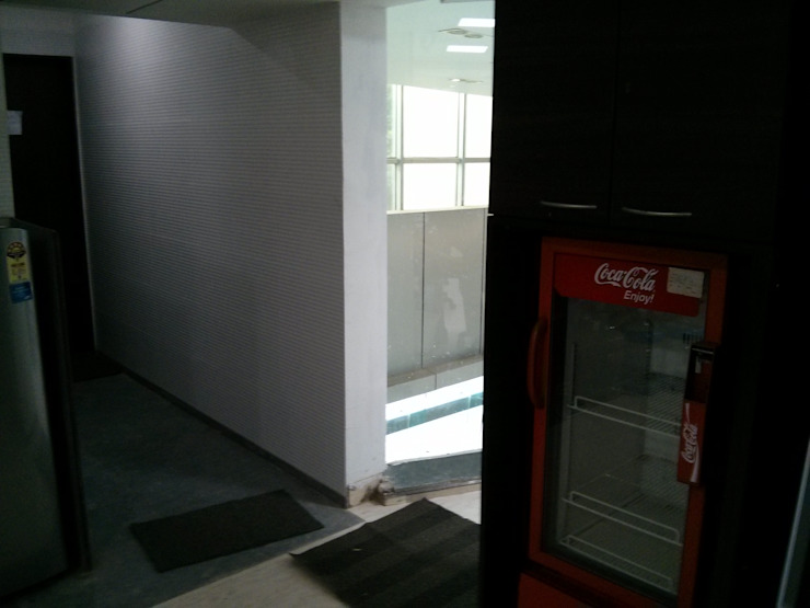 Agilisys Modern office buildings by TRINITY DESIGN STUDIO Modern