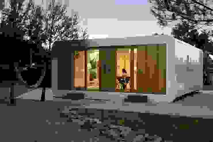 Projekty,  Domy zaprojektowane przez NOEM, Nowoczesny