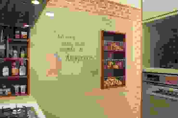 Fernanda Moreira - DESIGN DE INTERIORES Kitchen