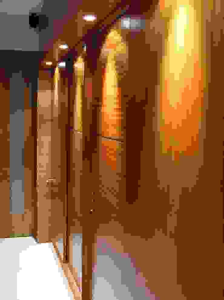 Shivaji Park Modern walls & floors by TRINITY DESIGN STUDIO Modern