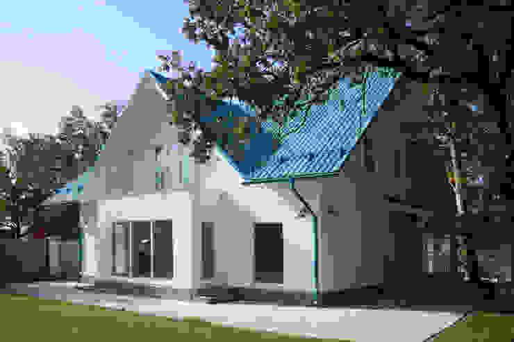 Студия архитектуры и дизайна Вояджи Дарьи 房子