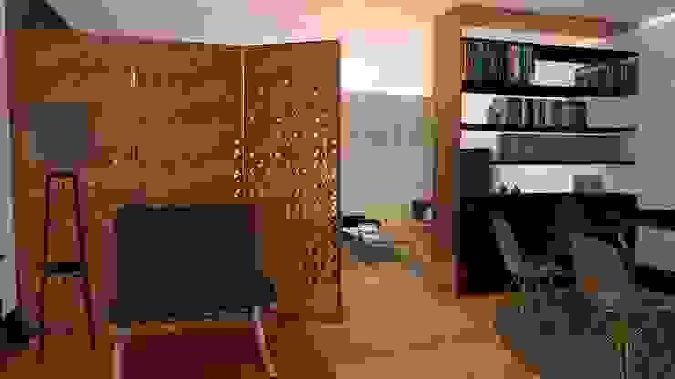 Projecto de Interiores | Remodelação Sala Salas de jantar ecléticas por IDesign.art by Paula Gouveia Eclético
