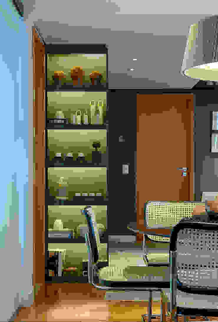 CoGa Arquitetura Modern dining room