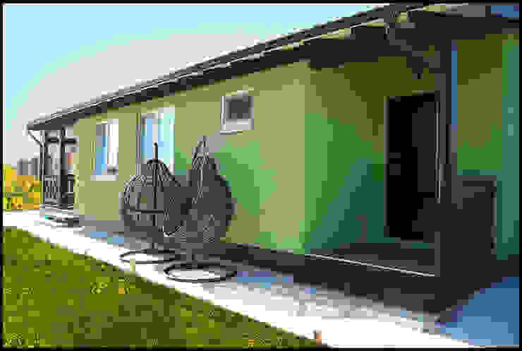 모던스타일 주택 by Студия архитектуры и дизайна Вояджи Дарьи 모던