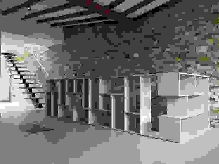 Livings de estilo  por ALSE Taller de Arquitectura y Diseño,
