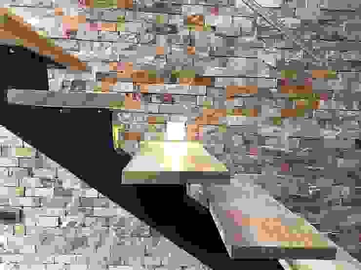 Moderne gangen, hallen & trappenhuizen van ALSE Taller de Arquitectura y Diseño Modern