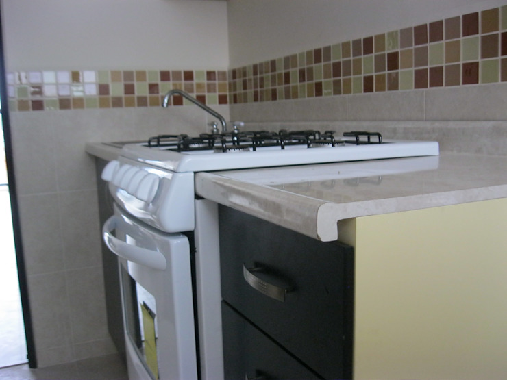 Fixing Kitchen Engineered Wood Beige