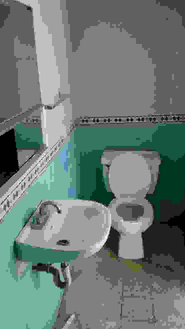 Baño original de Fixing