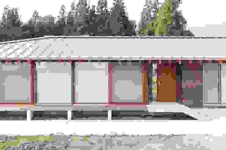 西根の家/House in NISHINE: アーキテクチュアランドスケープ一級建築士事務所が手掛けた家です。,モダン