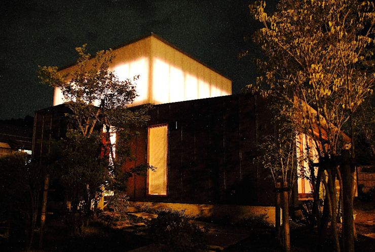 Rumah Modern Oleh アーキテクチュアランドスケープ一級建築士事務所 Modern