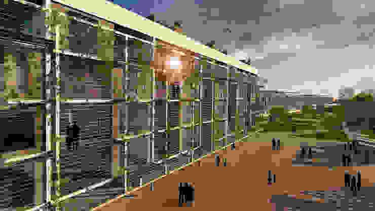 Sustentabilidad de A3 estudio arquitectura