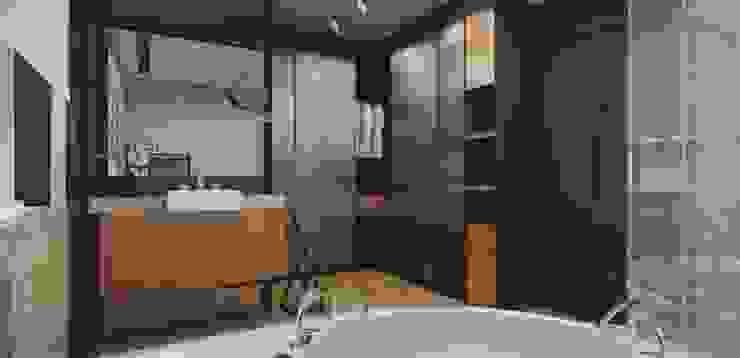 Modern style dressing rooms by .Villa arquitetura e algo mais Modern MDF