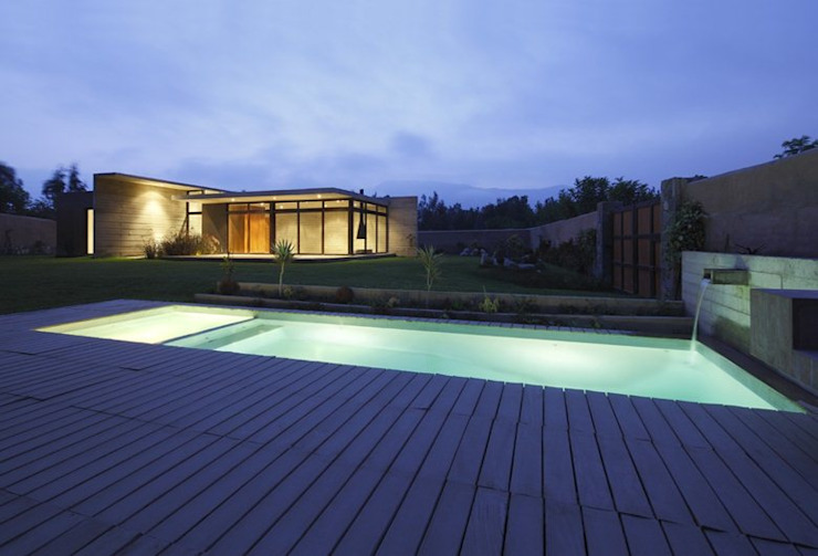 Casa oZsO de Martin Dulanto Moderno