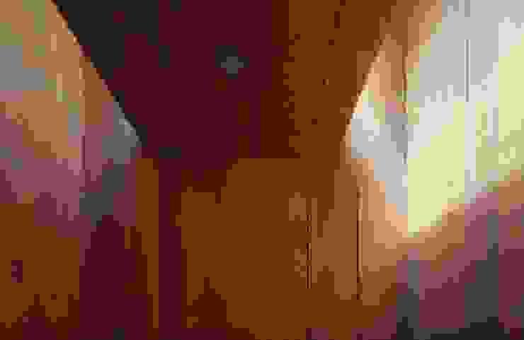 Casa oZsO Paredes y pisos de estilo moderno de Martin Dulanto Moderno