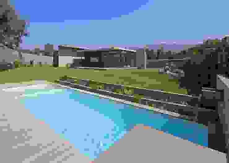 Casa oZsO Martin Dulanto 泳池