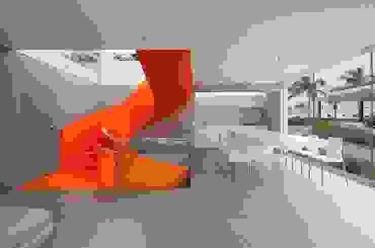 Casa Blanca by Martin Dulanto Сучасний