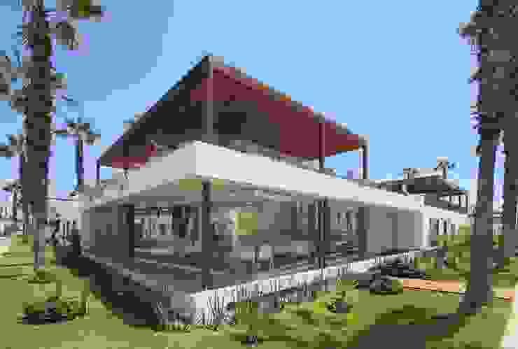 Casa P12 Martin Dulanto Casas modernas: Ideas, diseños y decoración