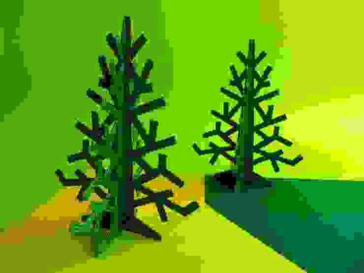 Navidad de POLYHEDRA ESTUDIO Moderno